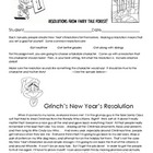 Fairy Tale Character's Make New Year's Resolutions! (Creat