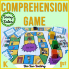 Fairy Tale Comprehension Game, 1st-3rd Grades