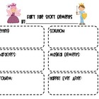 Fairy Tale Elements {Graphic Organizer}