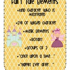 Fairy Tale Elements Poster