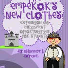 Fairy Tale Fun--Emperor's New Clothes Enrichment/Extension