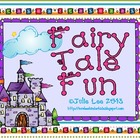 Fairy Tale Fun Math &amp; Literacy Centers
