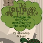 Fairy Tale Fun--The Tortoise and the Hare Enrichment/Exten