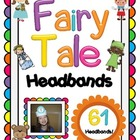 Fairy Tale Headbands {65 Headbands ~ 12 Fairy Tales!}