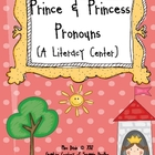 Fairy Tale Literacy Center (Pronouns)