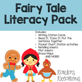 Fairy Tale Literacy Pack
