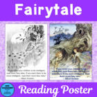 Fairy Tale Quote Poster