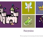 Fairy Tale Writing PowerPoint - Fractured Cinderella Story