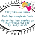 Fairy Tale Writing and Math