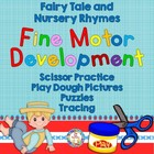 Fairy Tale and Nursery Rhymes Fine Motor Development