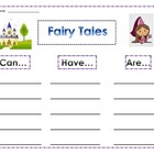 Fairy Tales- Can Have Are Map