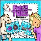 Fairy Tales Fluency Reading Board Game