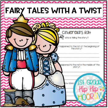 Fairy Tales ...With A Twist!
