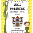 Fairy tale / Fairytale: Jack and the Beanstalk Activities