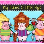 Fairy tale / Folktale:  More fun with 3 Little Pigs - 1st