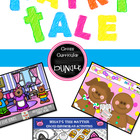 Fairytale Bundle-3 little pigs, Goldilocks, and Gingerbread Man