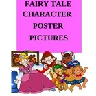 Fairytale Character Poster Pictures