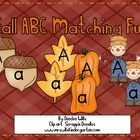 Fall ABC Matching Fun