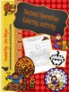 Fall Add, Subtract, Multiply, Divide Decimal Review Puzzle