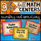 Fall Centers for the Common Core Standards