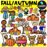 Fall Clip Art Bundle