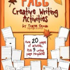 Fall Creative Writing Activities & Handouts