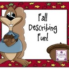 Fall Describing Fun!