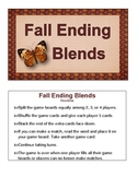 Fall Ending Blends