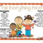 Fall Everything Pack