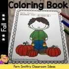 Fall Fun! Autumn Color For Fun Printable Coloring Pages