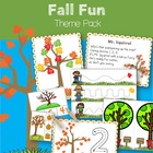 Fall Fun Lesson Plan Theme