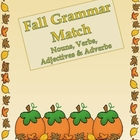Fall Grammar 