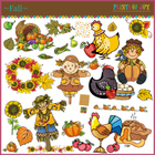 Fall Graphics Clip Art
