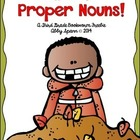 Fall Into Proper Nouns! {A Printable FREEBIE Mini-Pack!)