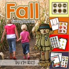 Fall Literacy Game Pack