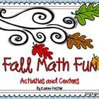 Fall Math Fun