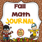 Fall Math Journal