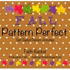 Fall Pattern Perfect - A Self Guided Pattern Design Unit