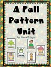 Fall Patterning Unit and Center!