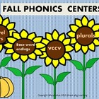 Fall Phonics Centers (Reading Street Common Core Grade 3)