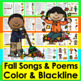 Fall Poems Songs, Finger Plays and Chants - Autumn Shared 