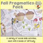 Fall Pragmatics Pack