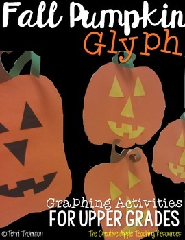 Fall Pumpkin Glyph
