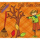 Fall Sum Sort