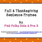 Fall & Thanksgiving FREEBIE