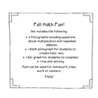 Fall Thanksgiving Math