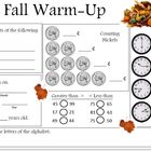 Fall Warm Up