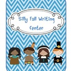 Fall Writing Center - Roll a Silly Story