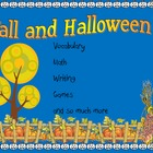 Fall and Halloween Language Arts and Math Lessons