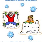 Fall and Winter Learning Posters (With Scripture)